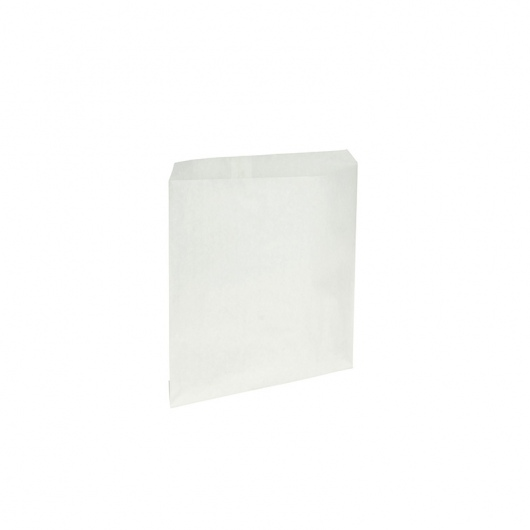 White Confectionary Bag - No 4 - 185 x 210mm - UniPak
