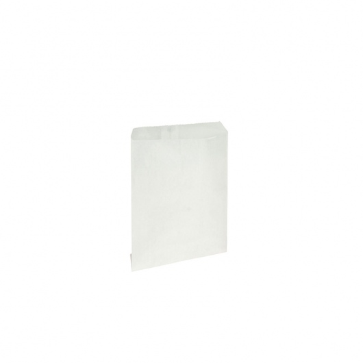 White Confectionary Bag - No 2 - 140 x 180mm - UniPak