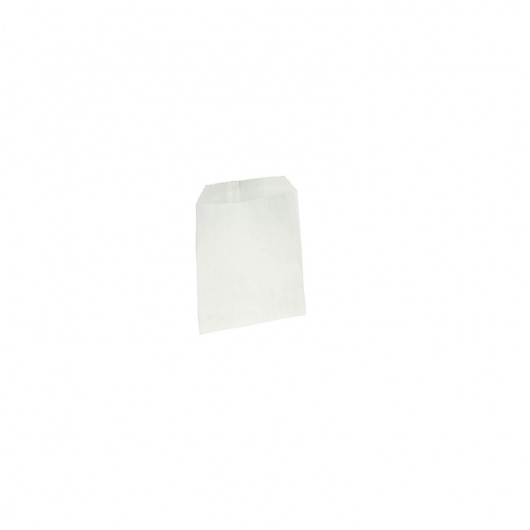 White Confectionary Bag - No 0 - 105 x 130mm - UniPak