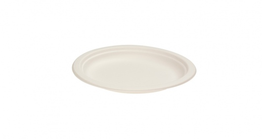 Sugar Cane Side Plate 180mm - UniPak