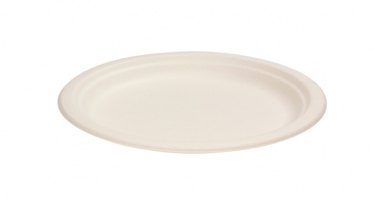 Sugar Cane Dinner Plate 260mm - UniPak
