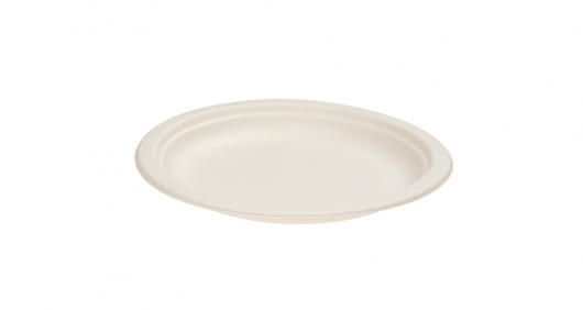 Sugar Cane Dinner Plate 230mm - UniPak