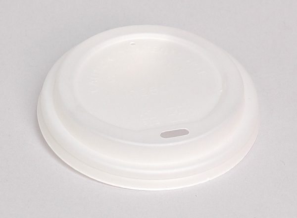 Lids for 8oz PLA Coastal Hot Cups - Coastal
