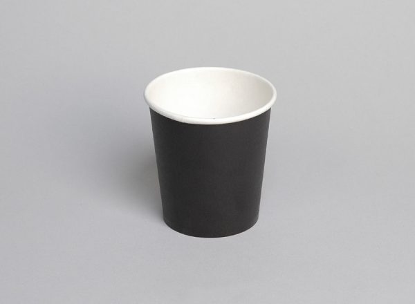 Hot Cup - 6oz Single Wall - Coastal