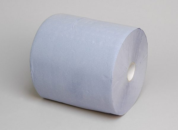 Auto cut Roll Feed Paper Towels Blue - Coastal