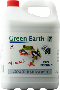 Liquid Soap - 5Ltr & 20ltr - Natural - Green Earth