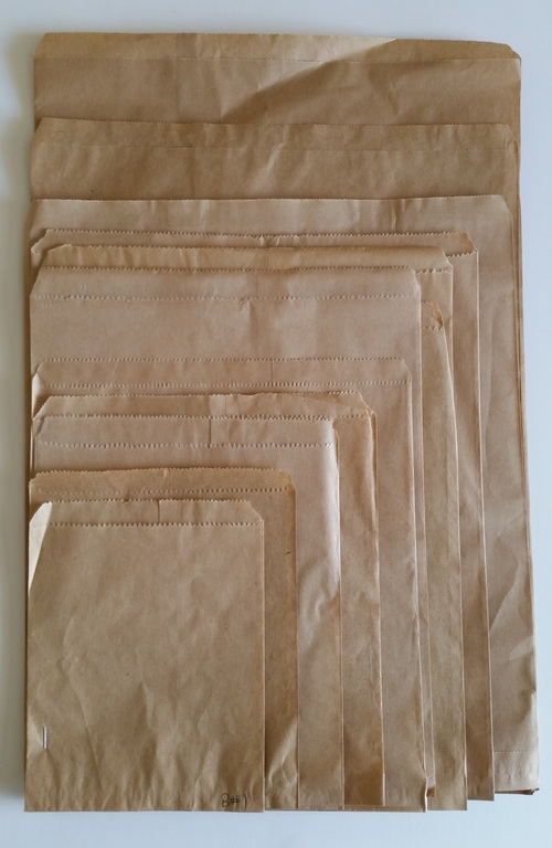 Brown Paper Bag #9 280x340mm - Fortune