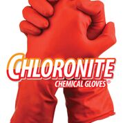 Chloronite Lightweight Chemical Resistant Gloves Pairs - TGC