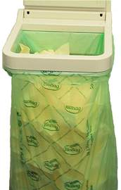 35Litre Star Base Biodegradable - BioBag