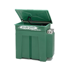 219 Litre Parts Washer - Simple Green