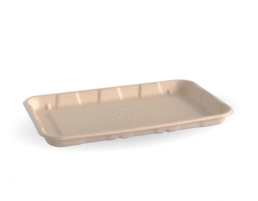 Biocane Produce Tray 208x136mm - BioPak