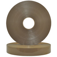Freezer Grade OOP Acrylic Machine Tape BROWN 48mm - Pomona