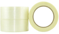 BiDrectional BOPP/Glass Fibre Filament Tape 36mm - Pomona