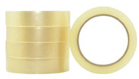 General Purpose OPP Acrylic Stationery Tape 18mm - Pomona