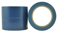 High Tack Pvc Rubber Floor Marking Tape 48mm BLUE - Pomona