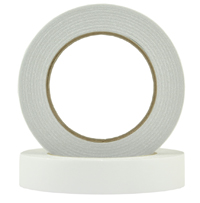 Double Sided Tissue Standard Solvent Acrylic Tape 18mm - Pomona