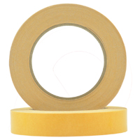Double Sided White uPVC/Modified Acrylic Tape 12mm - Pomona