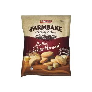 Arnotts 350G Farmbake Butter Shortbread Cookies