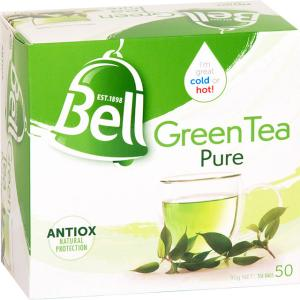 Bell Zesty Green Pure 50 Tea Bags
