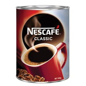 Nescafe 500G Tin Classic Instant Coffee