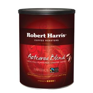 Robert Harris Aotearoa Blend Granulated Instant Coffee 400g Tin