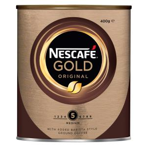 Nescafe Gold 440G Tin Original Instant Coffee
