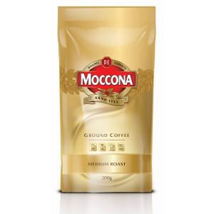 Moccona Premium Medium Roast Ground Coffee 200g