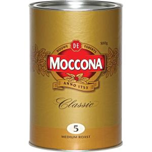 Moccona 500G Tin Medium Roast Instant Coffee