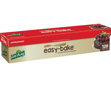 Easy-Bake' Premium Parchment Baking and Cooking Paper 45 cm - 120m - Castaway