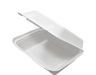 Enviroboard' Snack Packs, Small White - Castaway