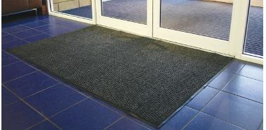 Entrance Mat Super Chevron High Traffic - Glomesh