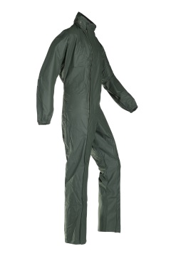 Esko Chemical Spray Suit dual zip - Green, Size 4XL - Esko