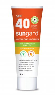SUNGARD Sunscreen with Insect Repellent 125ml - Esko