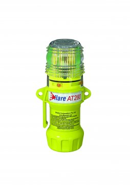 EFLARE 280 Series Intrinsically Safe LED Emergency Flare Single Colour A & R - Esko