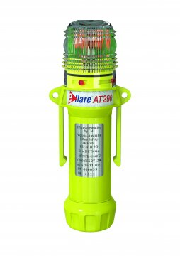 EFLARE 290 Series Intrinsically Safe LED Emergency Flare Single Colour - Esko