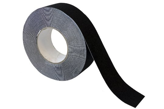 ESKO GRIT TAPE Tape, 50mm x 18m, Black - Esko