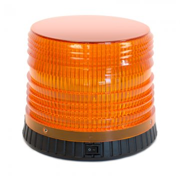 Maxiflash LED Beacon AA Battery Operated, magnetic base - Esko