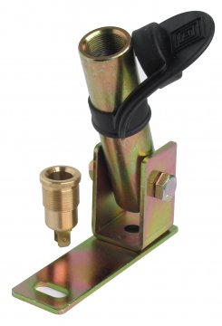 ISO Mounting Socket Folding Right Angle Bracket - Esko