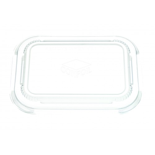Container Food Lid Polypropylene for DP6100 trays - Confoil