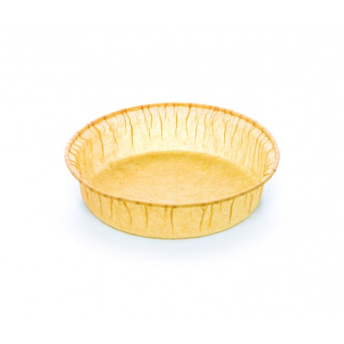 Vegetable Parchment Medium Round Pie (220 ctn) - Confoil